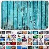 Sanilo Badteppich I viele schöne Badematten zur Auswahl I Badvorleger sehr weich und rutschfest I waschbar und schnelltrocknend (70 x 110 cm, Lumber)