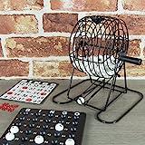 Global Gizmos Traditionell Bingo Lotto Spiel-Set