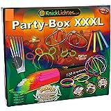 NEON FUN Knicklichter Party Box XXXL   Alle unsere Topseller in einer aufwendigen Geschenkverpackung   Premiumqualität