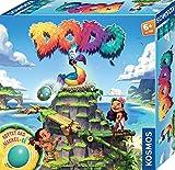 Kosmos 697945 Dodo - Rettet das Wackel-Ei, rasantes Brettspiel für Kinder ab 6 Jahre, für 2 -4 Spieler, lustiges Gesellschaftsspiel für die ganze Familie