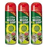 3 x Celaflor Wespen K.O. Spray 500 ml