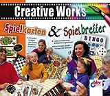 Spielkarten & Spielbretter, 1 CD-ROMZahlreiche Vorlagen oder eigene Kreationen verwenden. Leicht zu bedienende Bildbearbeitungssoftware. Für Windows 98/Me/2000/XP