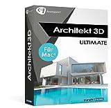 Architekt 3D X9 Ultimate - Die professionelle 3D-Haus- und Gartendesign-Lösung! Kompatibel mit MacOS 10.13 High Sierra [Download]