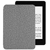EasyAcc Hülle für Kindle Paperwhite 2018 10. Generation, Ultra Dünn Smartshell Case mit Auto Sleep/Wake up Funktion Kompatibel für Modelle der Kindle Paperwhite (10. Generation – 2018) - Grau 02