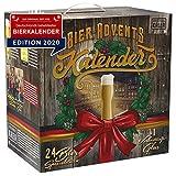 KALEA Bier Adventskalender Füllung 2020, deutsche Privatbrauereien, Geschenke für Männer, Weihnachtskalender