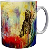 metALUm Kaffeetasse Indianer # 330010011