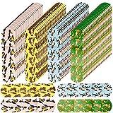 newgen medicals Kinderpflaster: 100er-Pack medizinische Kinder-Pflaster, Tiermotive, hautfreundlich (Kids Tape Box)