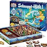 Ravensburger Schnappt Hubi, Brettspiel für Kindergeburtstage, Gesellschafts- und Familienspiel, für Kinder und Erwachsene, Spiel des Jahres, für 2-4 Spieler, ab 5 Jahren