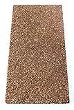 Terrarienrückwand aus Kork (Rinde) 100 x 50 x 2 cm / reguliert Temperatur und Feuchtigkeit / sehr beständig