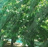Unbekannt Vogelschutznetz Laubnetz Gartennetz Teichnetz Pflanzenschutznetz 14 Größen (8x10 m)