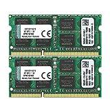 Kingston KVR16S11K2/16 Arbeitsspeicher 16GB (DDR3 Non-ECC CL11 SODIMM Kit, 204-pin 1,5V)