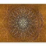 murando - Fototapete 300x210 cm - Vlies Tapete - Moderne Wanddeko - Design Tapete - Wandtapete - Wand Dekoration - Ornament Abstrakt f-A-0491-a-c
