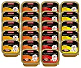 Animonda Vom Feinsten Adult Mix1, Nassfutter für ausgewachsene Hunde, 22er Pack (22 x 150 g)