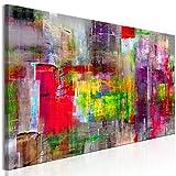 murando - Bilder 135x45 cm Vlies Leinwandbild 1 TLG Kunstdruck modern Wandbilder XXL Wanddekoration Design Wand Bild - Abstrakt a-A-0217-b-b