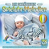 Die schönsten Spieluhr Melodien fürs Baby; Instrumental; Sanfte Entspannungsmusik zum Wohlfühlen und Träumen
