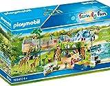 Playmobil Family Fun 70341 Mein großer Erlebnis-Zoo, Ab 4 Jahren