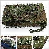 2m x 3m Tarnnetz Tarnung Netz Jagd Camouflage Camo Armee Spielen Outdoor