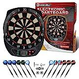 WIN.MAX Elektronische Dartscheibe elektronisches Elektronik Dartboard Dart Scheibe elektronisch Dartautomat E Dartboards