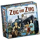 Asmodee Zug um Zug Weltreise, Familienspiel, Brettspiel, Deutsch