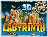 Ravensburger 26113 verrückte Labyrinth 3D, Mehrfarbig