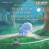 Der kleine Elefant, der so gerne einschlafen möchte: Die neue Einschlafhilfe für Ihr Kind