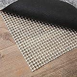 Antirutschmatte Rutschschutz für Teppiche Teppich Teppichunterlage Teppichstop Gleitschutz Rutschfester Teppichunterleger Teppichstopper Anti Rutsch 80 x 150CM