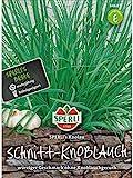 Schnitt-Knoblauch SPERLING`s Knolau