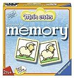 Ravensburger 21130 - Mein erstes Memory - Merk- und Suchspiel für die Kleinen - Spiele für Kinder ab 3 Jahren, Bildpaare bilden