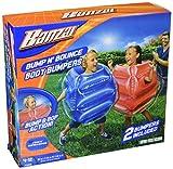 BANZAI LYSB01B1X3USS-TOYS Garden Toy Bump n Bounce Body 2 Bumpers Included by