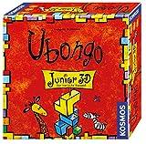 Kosmos 697747 - Ubongo 3-D Junior, Der tierische Bauspaß, rasantes  Kinderspiel ab 5 Jahren, mit 3D-Bausteinen