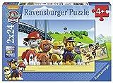 Ravensburger Puzzle Kinder Heldenhafte Hunde, Für Kinder Ab 4 Jahren, Zwei Motive, 2 x 24 Teile