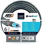 Cellfast 5900377100 Hobby Premium Wasserschlauch 6-lagig, 1/2' 50m