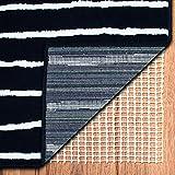 sinnlein® Antirutschmatte Teppichunterlage | 15 Verschiedene Größen | Teppichstopper | Teppichunterleger zuschneidbar, rutschfest und für Fußbodenheizung geeignet (80 x 150 cm)
