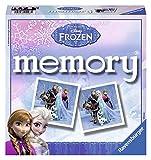 Ravensburger 21108 1 Memory Die Eiskönigin Lernspiel