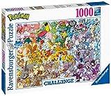 Ravensburger Puzzle 15166 - Pokémon - 1000 Teile
