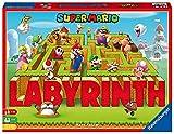 Ravensburger 26063 Super Mario Labyrinth, Mehrfarbig