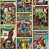 Graham & Brown Papier-Tapete Marvel Action Heroes Kollektion Kids@Home IV
