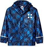 LEGO Wear Jungen Jonathan 103-RAIN Jacket Regenjacke, Blau (Dark Navy 589), 122