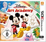 Disney Art Academy [3DS]