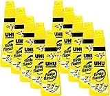 UHU 46315 - Alleskleber flinke Flasche 90 g (10, 90g Flasche)