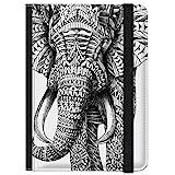 caseable Kindle und Kindle Paperwhite Hülle, Ornate Elephant