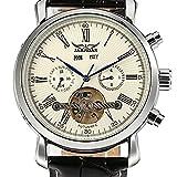 joyliveCY Casual Armbanduhr lässt es Luxuriöse Armbanduhren Stecker Automatik Mechanische Uhr