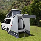 BRUNNER Pilote für VW Caddy Heckzelt Hecklappenzelt Camping Heckklappe Anbauhöhe 170-200cm WS 3000mm