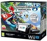 Nintendo Wii U 32GB Mario Kart 8 Premium Pack (with EU Power Adapter)