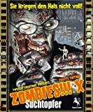 Pegasus Spiele 54210G - Zombies X Suchtopfer