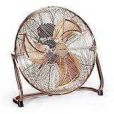 TROTEC TVM 17 Bodenventilator Kupfer Design Ventilator/Windmaschine