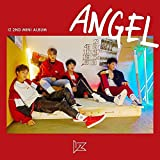 Kakao M IZ - Angel (2nd Mini Album) CD+Booklet+Photocards+ID Card