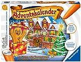 Ravensburger tiptoi Interaktiver Adventskalender Mandelmann, ab 4 Jahren