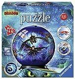 Ravensburger 11144 Dragons 3 11144-Dragons 3-3D Puzzle, Mehrfarbig