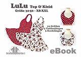 Lulu Nähanleitung mit Schnittmuster für Top & Neckholder-Kleid in 3 Längen [Download]